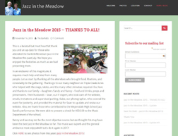 Jazz In The Meadow